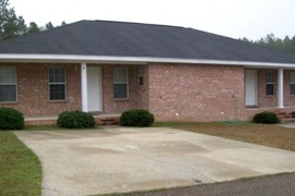 Howell Manor Apartments 2br/2ba at 1104 Howell Road, Purvis, MS 39475 for 800