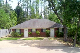 Oak Haven Duplex (120) at 120 Oak Haven Road, Purvis, MS 39475 for 700