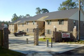 Eagle Point Apartments at 46A Hillcrest Drive, Hattiesburg, MS 39402 for 600–675